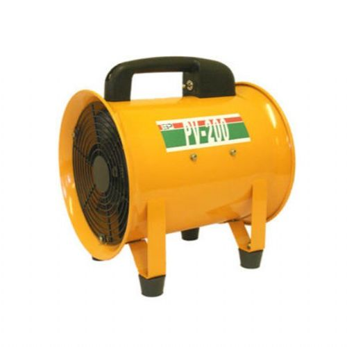 Ebac Industrial Products PV200 Commercial Air Mover and Vent Extractor 200mm 2040m3/hr 240V~50Hz